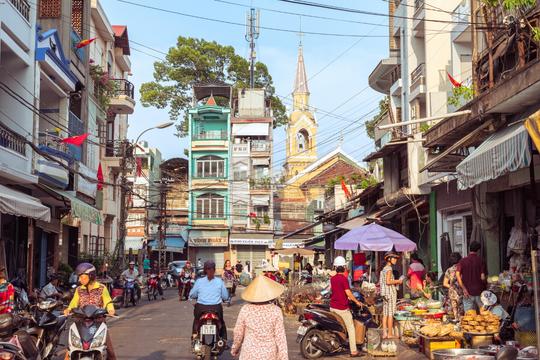 Cảnh đẹp Việt Nam trong loạt phim quốc tế - Ảnh 1.