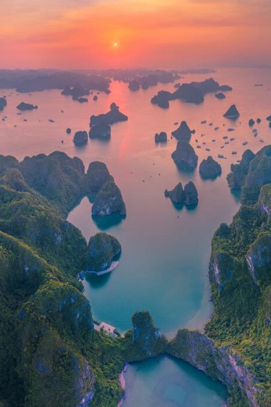 Cảnh đẹp Việt Nam trong loạt phim quốc tế - Ảnh 5.