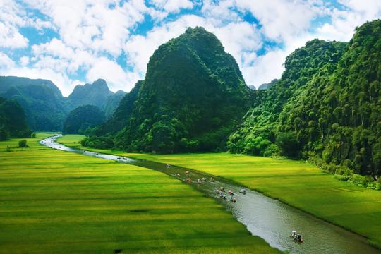 Cảnh đẹp Việt Nam trong loạt phim quốc tế - Ảnh 9.