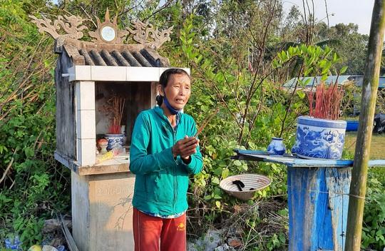 Vụ lật thuyền ở Quảng Nam: Người nhà khóc cạn nước mắt - Ảnh 6.