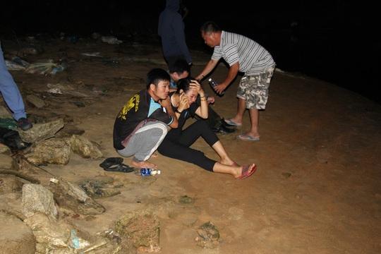 Vụ lật thuyền ở Quảng Nam: Người nhà khóc cạn nước mắt - Ảnh 22.