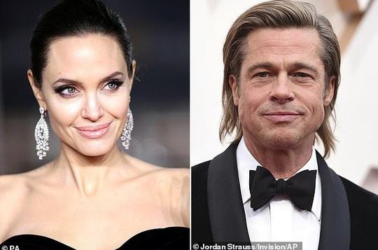 Lý do Angelina Jolie và Brad Pitt trở nên thân thiết hơn - Ảnh 1.