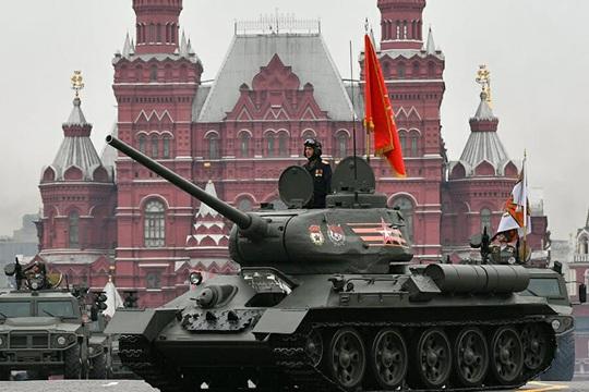 Nga hạn chế hoạt động ăn mừng 75 năm Chiến thắng phát xít vì dịch bệnh Covid-19 - Ảnh 1.