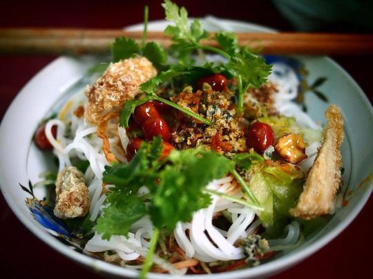 Bún nem nướng và loạt bún nguội trứ danh ở Việt Nam - Ảnh 4.