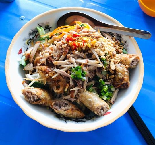 Bún nem nướng và loạt bún nguội trứ danh ở Việt Nam - Ảnh 5.