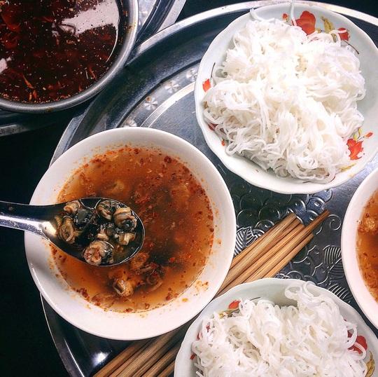 Bún nem nướng và loạt bún nguội trứ danh ở Việt Nam - Ảnh 9.