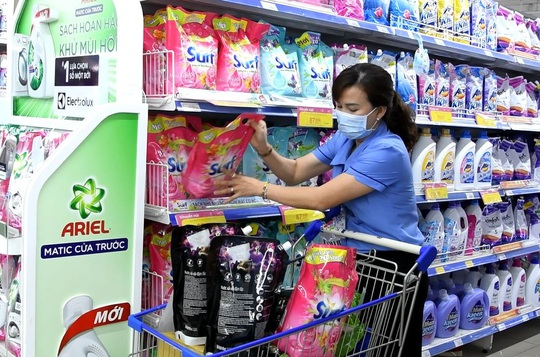 Đã có kết quả đánh giá an toàn phòng chống, dịch Covid-19 tại chợ, siêu thị TP HCM - Ảnh 1.
