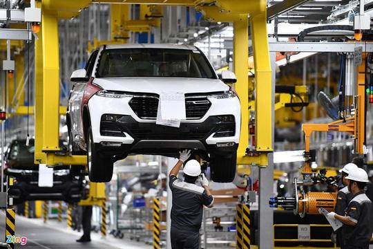 Khi nào người mua ôtô được giảm phí trước bạ 50%? - Ảnh 1.