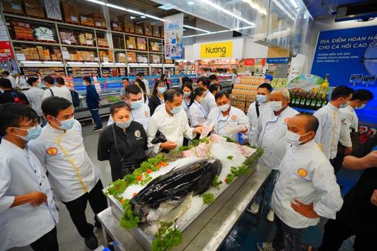 MM Mega Market Việt Nam ký thỏa thuận hợp tác với Hội Đầu bếp chuyên nghiệp Sài Gòn - Ảnh 2.
