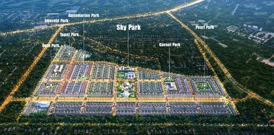 """Gem Sky World """"bùng nổ"""" thị trường BĐS Long Thành - Ảnh 1."""