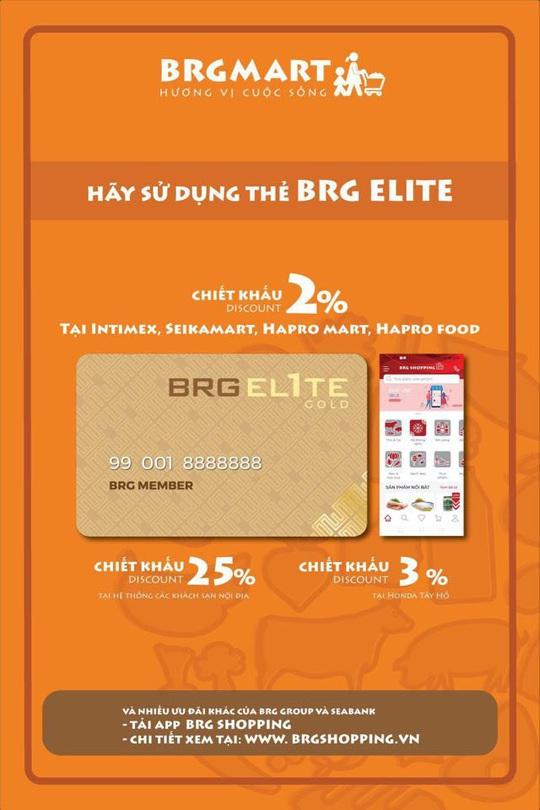 BRG mở thêm 6 minimart Hapro Food mới ở Hà Nội - Ảnh 4.