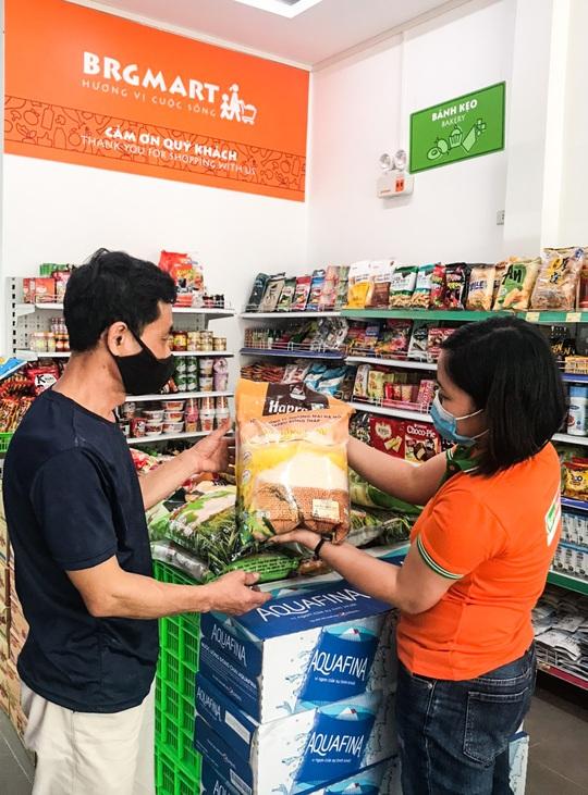 BRG mở thêm 6 minimart Hapro Food mới ở Hà Nội - Ảnh 3.