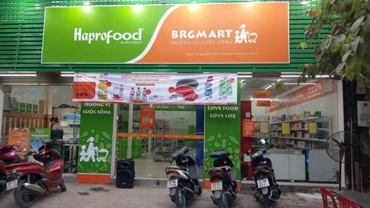 BRG mở thêm 6 minimart Hapro Food mới ở Hà Nội - Ảnh 1.