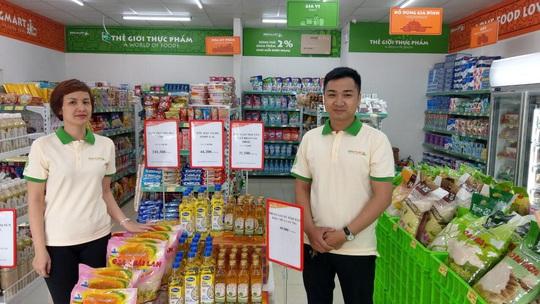 BRG mở thêm 6 minimart Hapro Food mới ở Hà Nội - Ảnh 5.