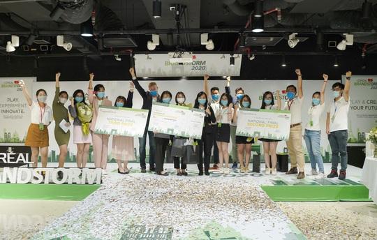 Công bố người chiến thắng cuộc thi L'Oréal Brandstorm Việt Nam 2020 - Ảnh 2.
