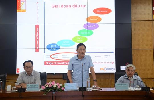 Trường ĐH Bách khoa Hà Nội thành lập quỹ đầu tư khởi nghiệp sáng tạo - Ảnh 1.