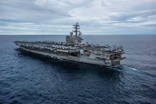 Tại sao Mỹ điều tàu sân bay đến Thái Bình Dương? - Ảnh 1.