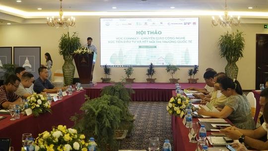 VCIC Connect kết nối doanh nghiệp vào chuỗi giá trị toàn cầu - Ảnh 1.