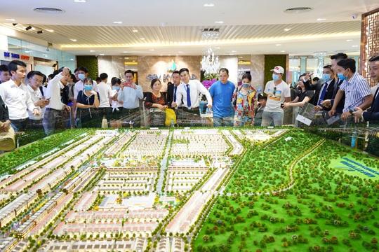 Đất Xanh chi hơn 1.000 tỉ đồng ưu đãi cho cổ đông nhân kỷ niệm 18 năm thành lập - Ảnh 1.