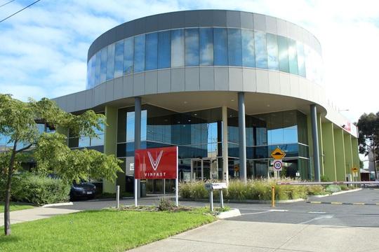VinFast khai trương văn phòng tại Úc - Ảnh 1.