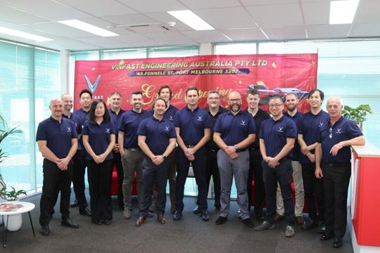 VinFast khai trương văn phòng tại Úc - Ảnh 3.