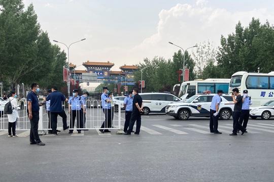 Chùm lây nhiễm Covid-19 mới ở Bắc Kinh - Ảnh 1.