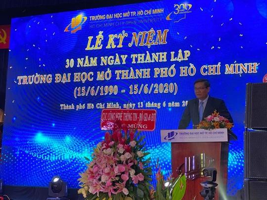 Thứ trưởng Nguyễn Văn Phúc: Tạo cơ chế để giữ chân và thu hút nhân tài - Ảnh 1.