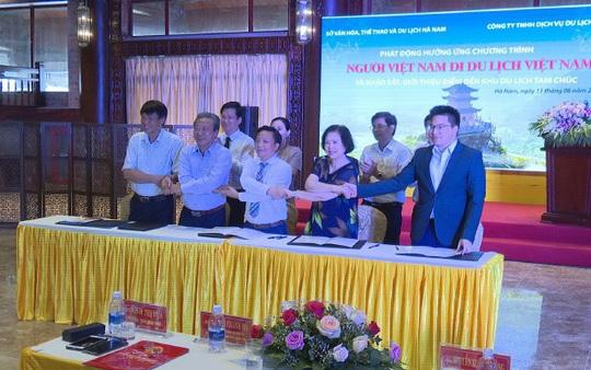 Hà Nam kích cầu du lịch, hưởng ứng chương trình Người Việt Nam đi du lịch Việt Nam - Ảnh 1.