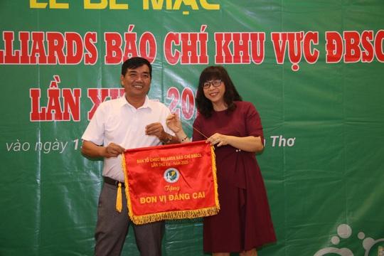 2 nhà báo tên Nguyên xuất sắc tại Giải Bida Báo chí khu vực ĐBSCL lần thứ 13 - Ảnh 37.