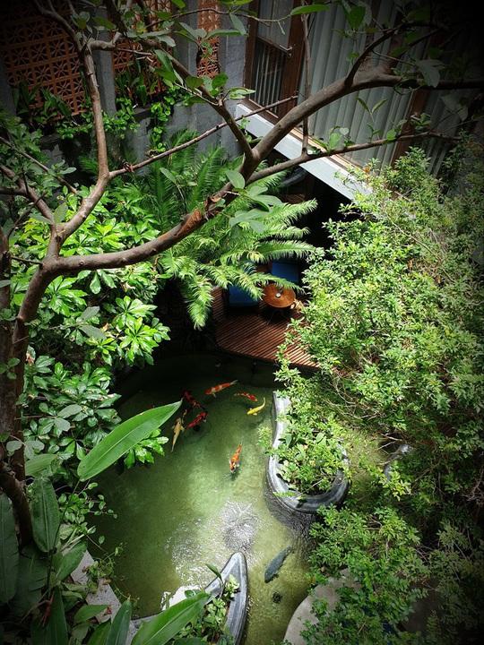 Ngắm công trình xanh sát biển Mỹ Khê - Đà Nẵng - Ảnh 4.