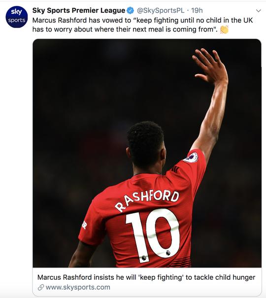Marcus Rashford: 20 triệu bảng cho những bữa ăn miễn phí mùa cách ly - Ảnh 5.