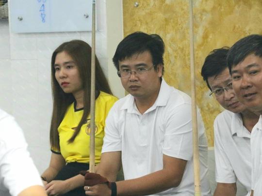 2 nhà báo tên Nguyên xuất sắc tại Giải Bida Báo chí khu vực ĐBSCL lần thứ 13 - Ảnh 16.