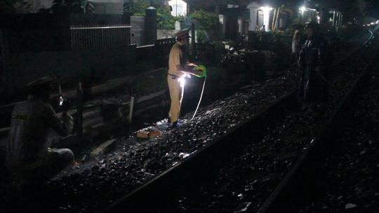 2 vụ tai nạn đường sắt, 2 người tử vong - Ảnh 1.