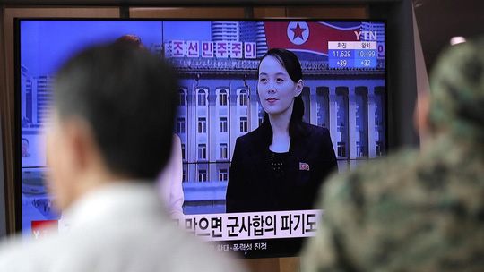 Căng thẳng gia tăng trên bán đảo Triều Tiên - Ảnh 1.