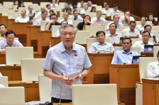 Chánh án Nguyễn Hoà Bình nêu các chứng cứ buộc tội Hồ Duy Hải - Ảnh 1.