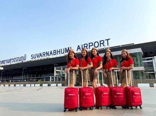 Vietjet Thái Lan mở 5 đường bay nội địa mới - Ảnh 1.