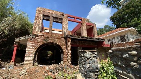 UBND TP HCM đề nghị làm rõ việc tháo dỡ biệt thự ở số 6B Ngô Thời Nhiệm - Ảnh 1.