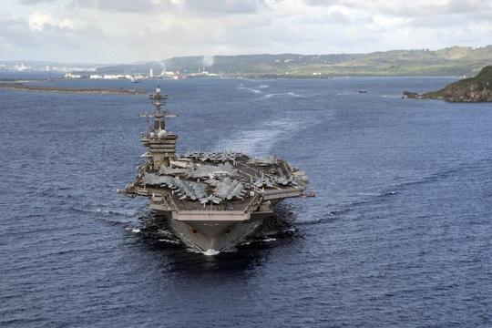 Cảnh báo xu hướng nguy hiểm giữa Mỹ - Trung trên biển Đông - Ảnh 1.