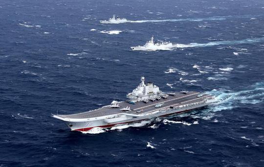Cảnh báo xu hướng nguy hiểm giữa Mỹ - Trung trên biển Đông - Ảnh 2.