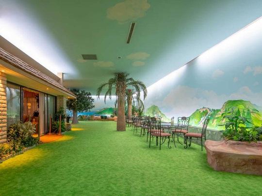 Ngôi nhà có biệt thự dưới lòng đất rộng gần 1.500 m2 giá 18 triệu USD - Ảnh 18.