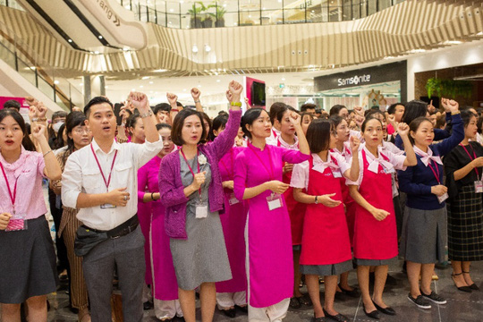 AEON Việt Nam sát cánh cùng người lao động vượt qua khó khăn mùa dịch - Ảnh 4.