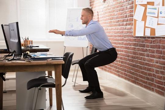 10 mẹo chống béo bụng, thừa cân cho đàn ông công sở - Ảnh 9.