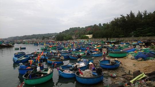 Nan giải tái định cư cho ngư dân - Ảnh 1.