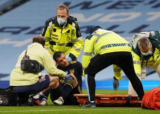 Thay người tệ hại, Arsenal thảm bại vì phản đồ trước Man City - Ảnh 2.
