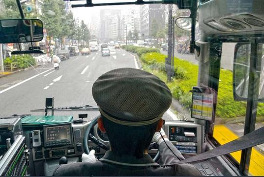Người lái xe buýt ở Kyoto - Ảnh 1.