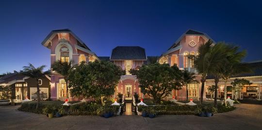 Khám phá Pink Pearl - tuyệt tác kiến trúc, đỉnh cao ẩm thực của đảo ngọc Phú Quốc - Ảnh 6.