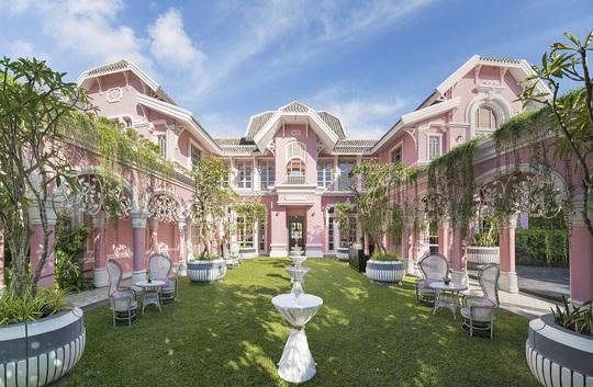 Khám phá Pink Pearl - tuyệt tác kiến trúc, đỉnh cao ẩm thực của đảo ngọc Phú Quốc - Ảnh 1.