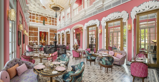 Khám phá Pink Pearl - tuyệt tác kiến trúc, đỉnh cao ẩm thực của đảo ngọc Phú Quốc - Ảnh 3.