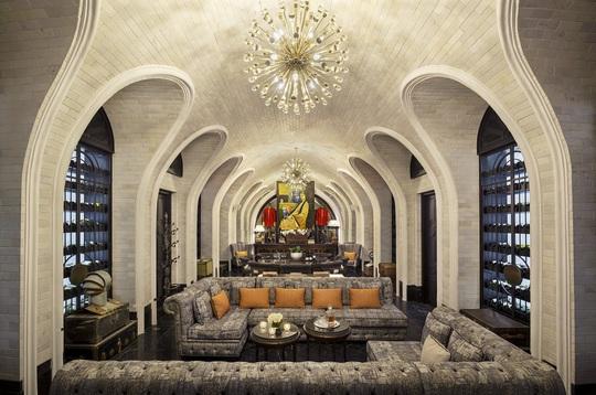 Khám phá Pink Pearl - tuyệt tác kiến trúc, đỉnh cao ẩm thực của đảo ngọc Phú Quốc - Ảnh 4.