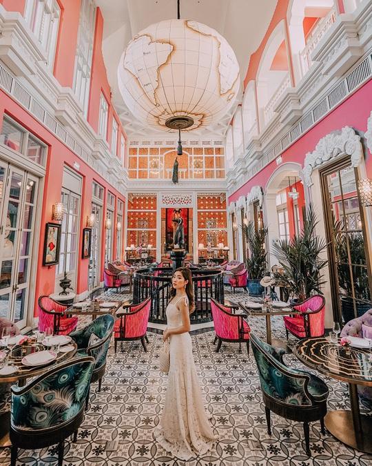 Khám phá Pink Pearl - tuyệt tác kiến trúc, đỉnh cao ẩm thực của đảo ngọc Phú Quốc - Ảnh 2.